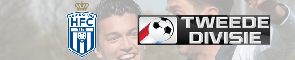 Header Tweede Divisie - Voetbal in Haarlem