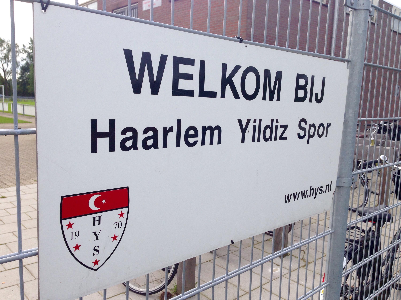 HYS - Voetbal in Haarlem