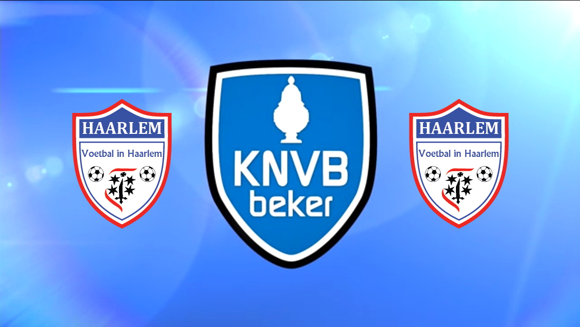 KNVB districtsbeker - Voetbal in Haarlem