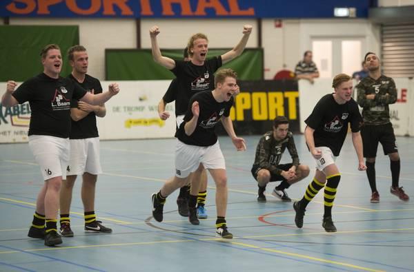 Boarding Cup - Voetbal in Haarlem