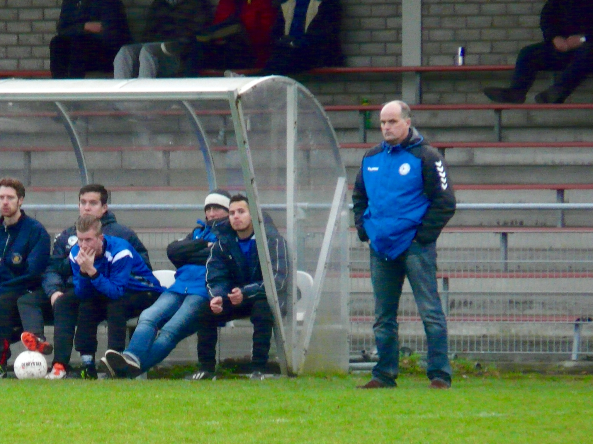 RCH - Hoogervorst - Voetbal in Haarlem