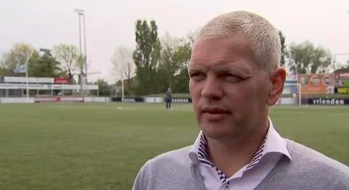 Pieter Mulders - Voetbal in Haarlem