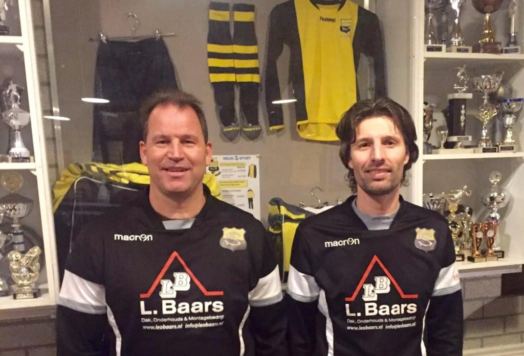 Ketting Schoten - Voetbal in Haarlem