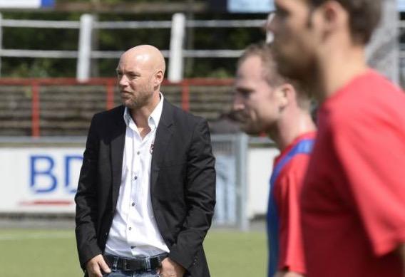 Roy van der Mije - Voetbal in Haarlem