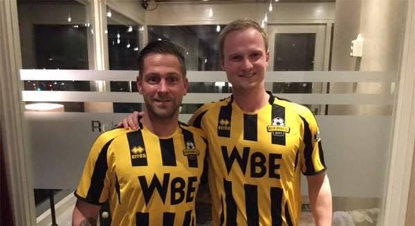 Verdam Prijs - Voetbal in Haarlem