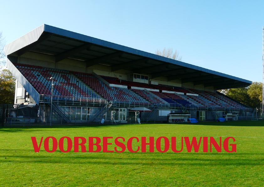 Voorbeschouwing - Voetbal in Haarlem