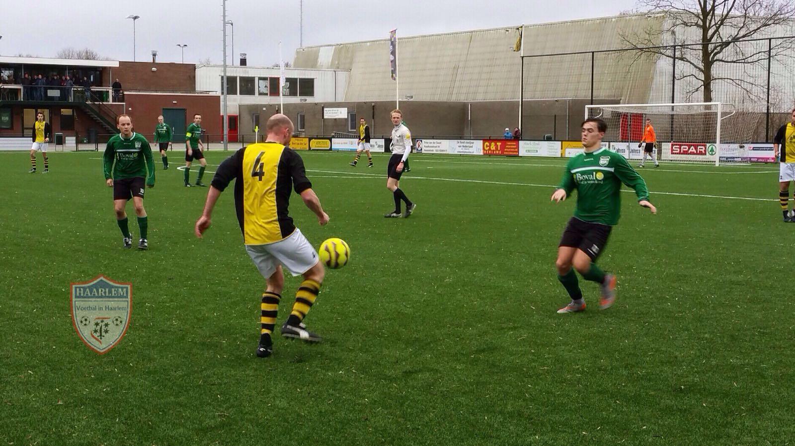 BSM - Schoten - Voetbal in Haarlem