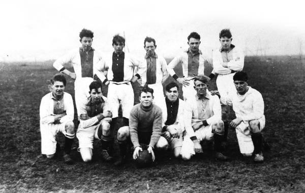 DIO 1932 - Voetbal in Haarlem