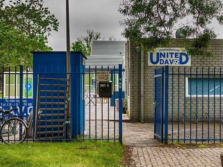 United/DAVO - Voetbal in Haarlem
