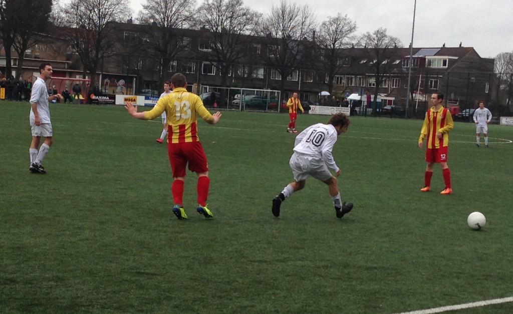 DSK - Alliance - Voetbal in Haarlem