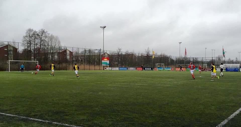 DSS - Schoten - Voetbal in Haarlem
