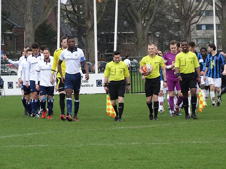 HFC - OJC - Voetbal in Haarlem