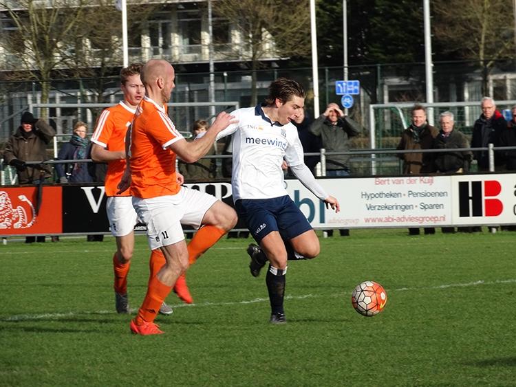 HFC - WKE - Voetbal in Haarlem
