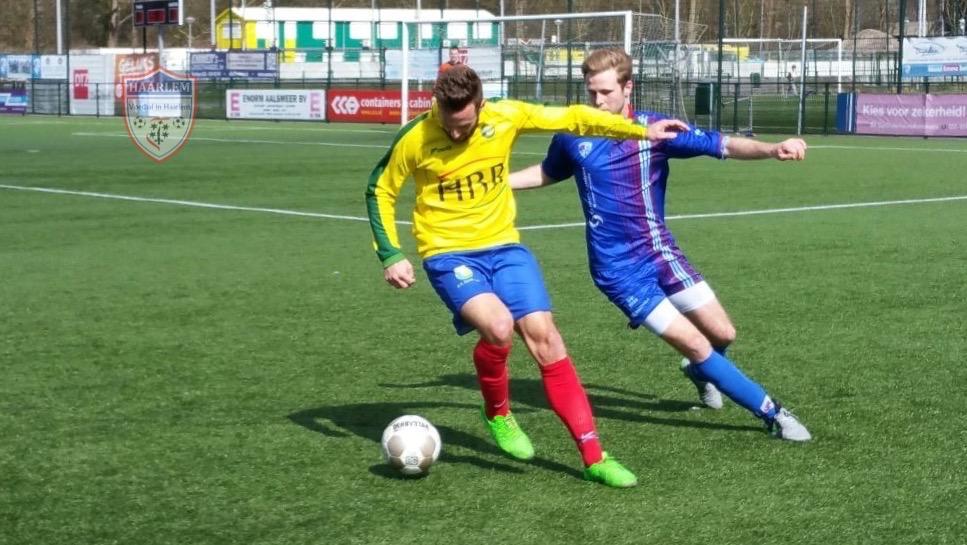 Buitenveldert - Zandvoort - Voetbal in Haarlem