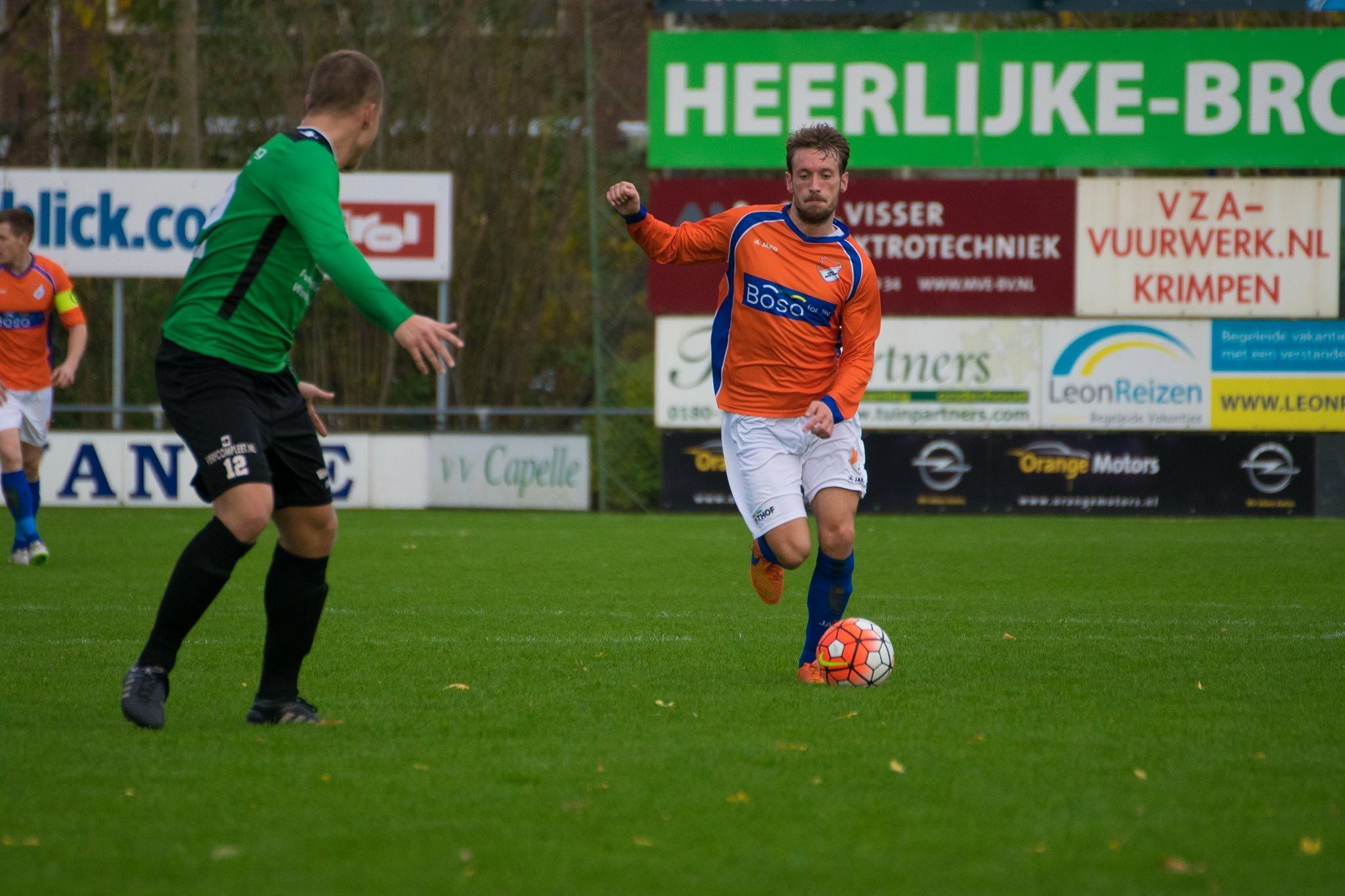 Noordmans - Voetbal in Haarlem