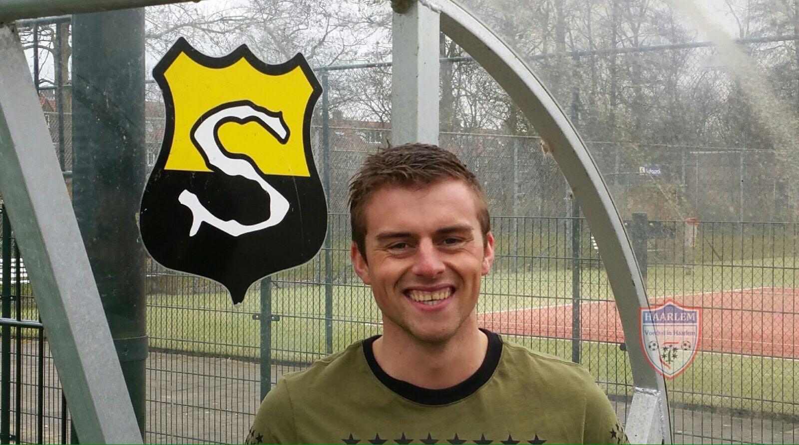 Robin de Ridder - Voetbal in Haarlem