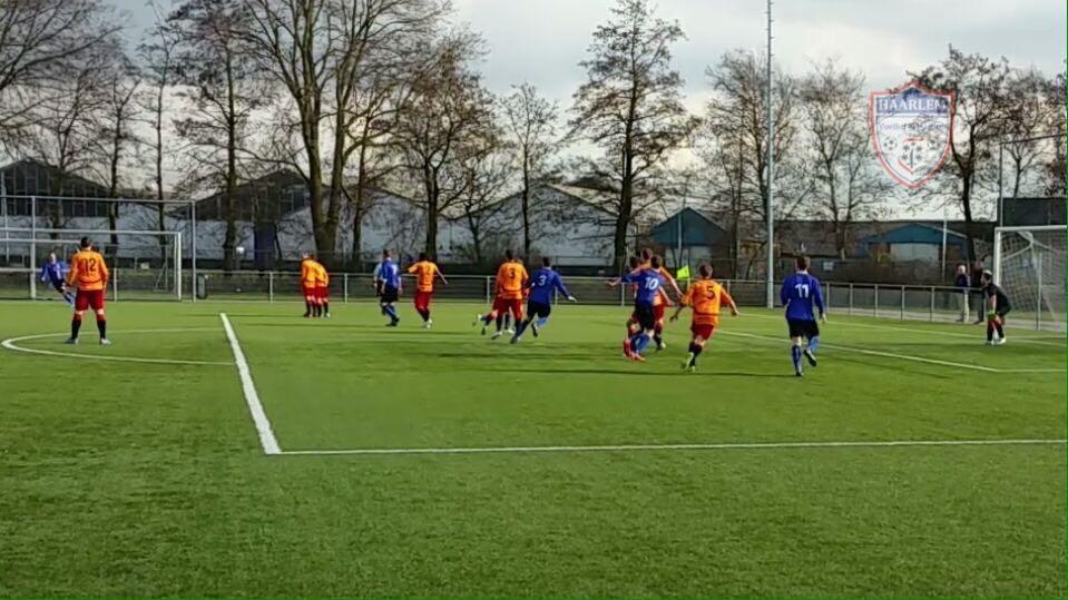 VEW - Haarlem-Kennemerland - Voetbal in Haarlem