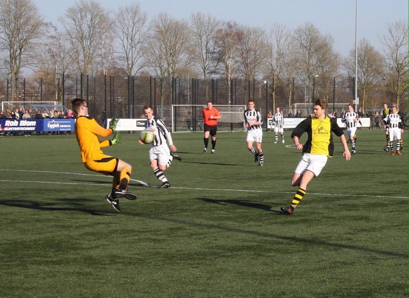 OG - Schoten - Voetbal in Haarlem