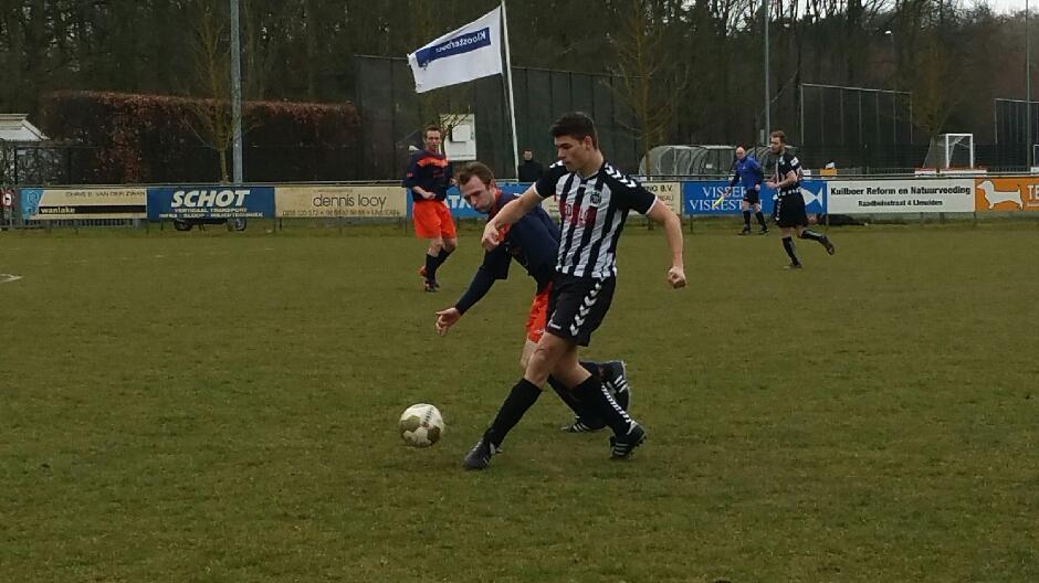IJmuiden - Voetbal in Haarlem
