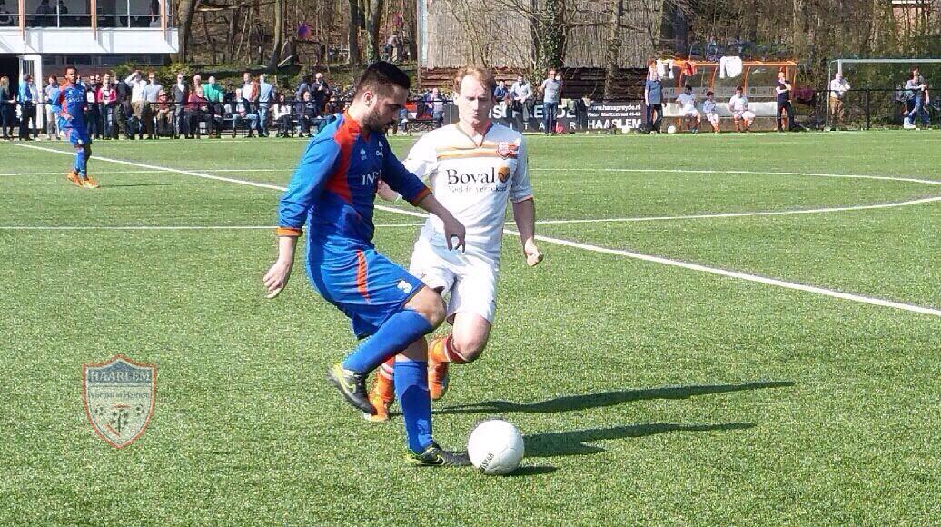 Bloemendaal - Olympia Haarlem - Voetbal in Haarlem