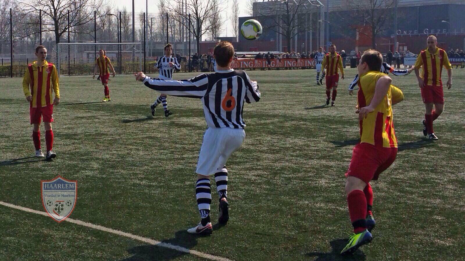 Onze Gezellen - DSK - Voetbal in Haarlem