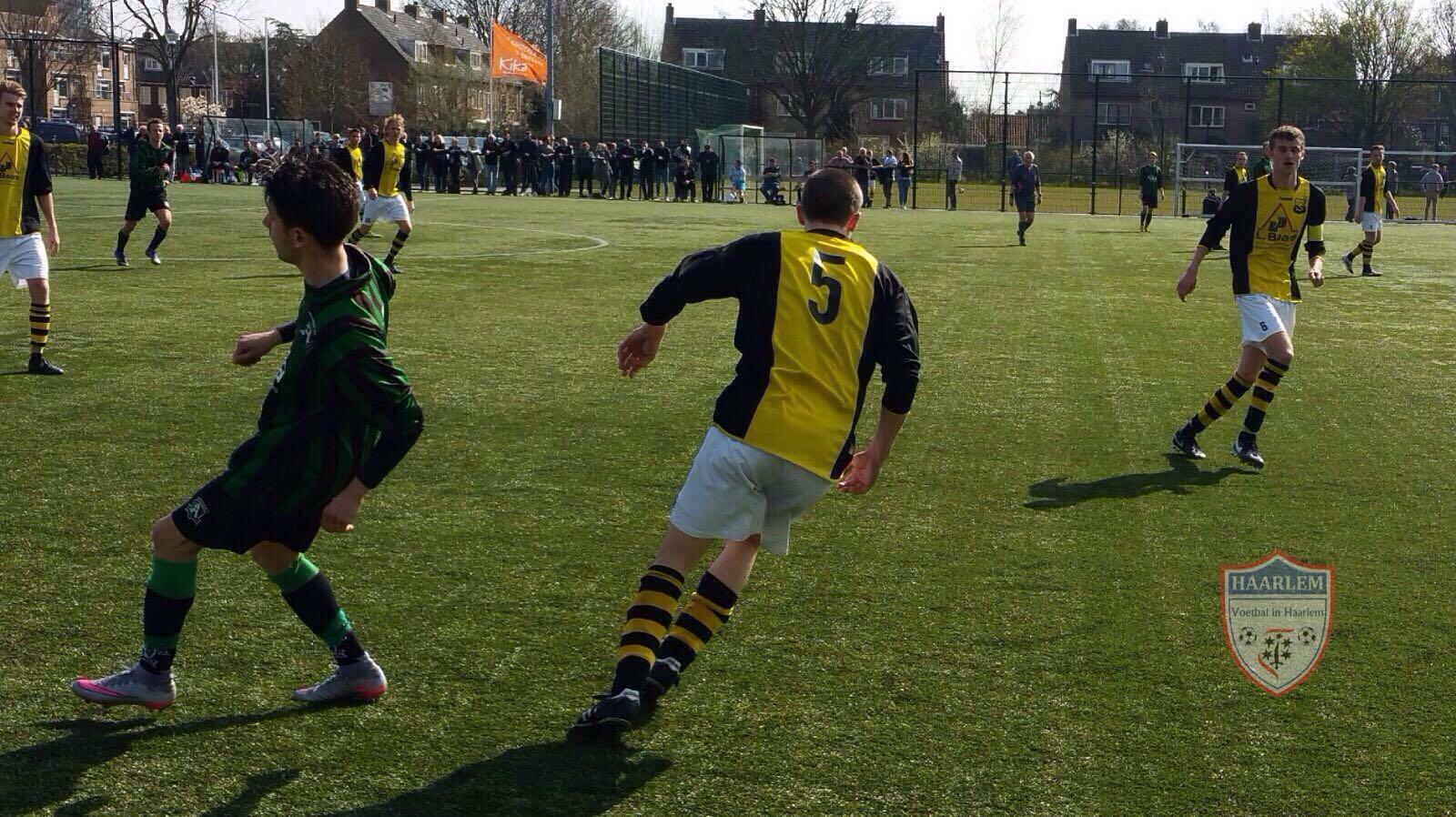 Alliance '22 - Schoten - Voetbal in Haarlem