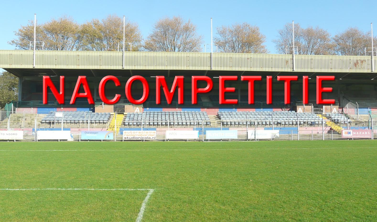 Nacompetitie - Voetbal in Haarlem