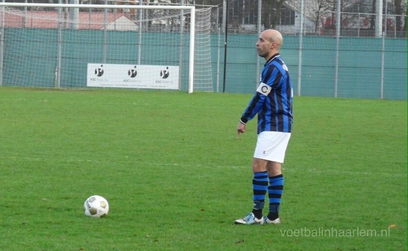 Ajnaoua - RCH - Voetbal in Haarlem
