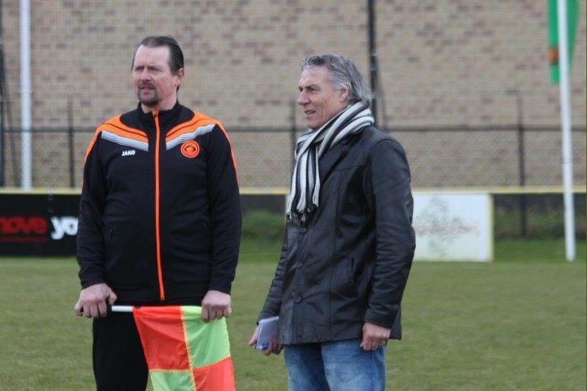 Joop Böckling - Vogelenzang - Voetbal in Haarlem