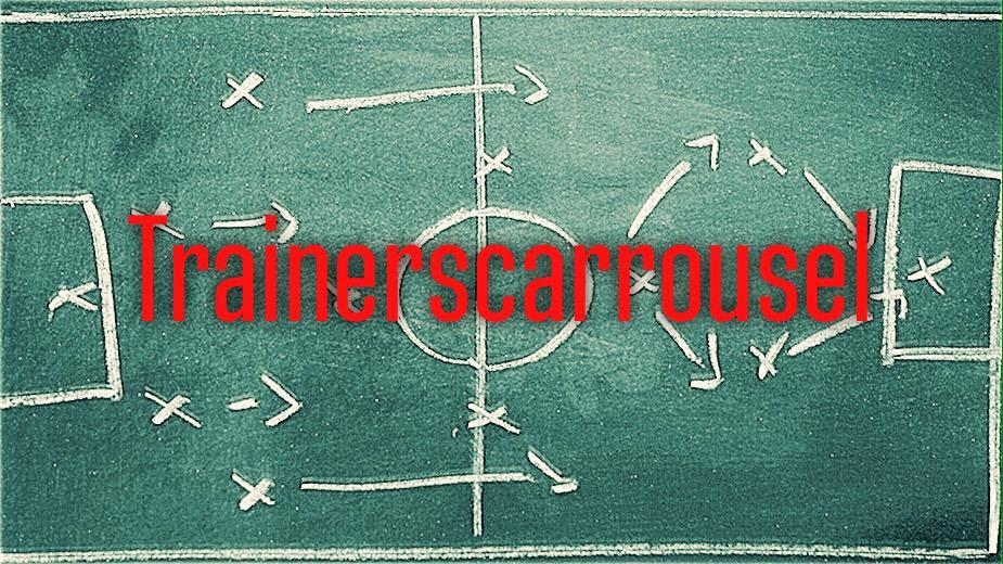 Trainerscarrousel - Voetbal in Haarlem