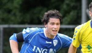 Henk Hageman - Voetbal in Haarlem