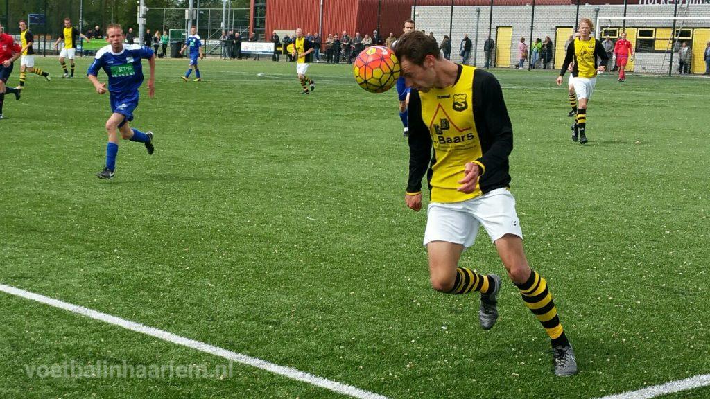 Auwerda - Schoten - Voetbal in Haarlem