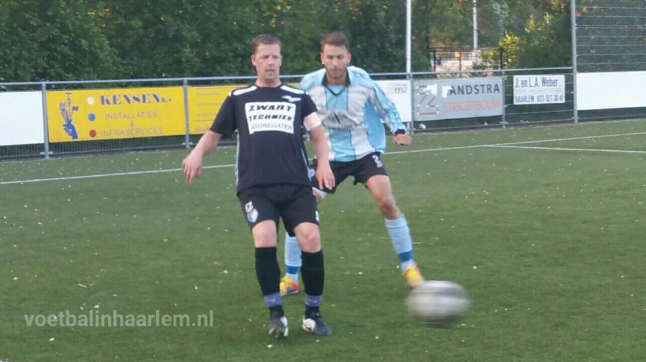 Stormvogels - Vlug en Vaardig - Voetbal in Haarlem