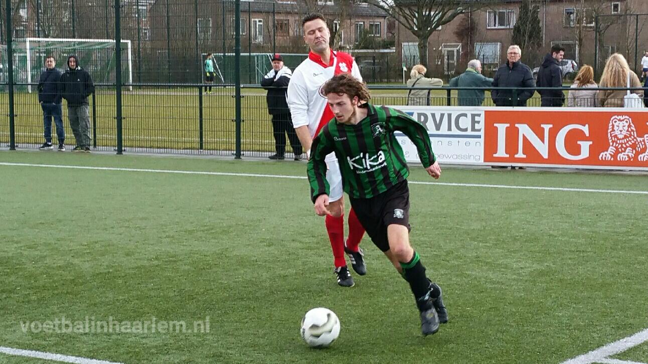 Alliance '22 - SVIJ - Voetbal in Haarlem