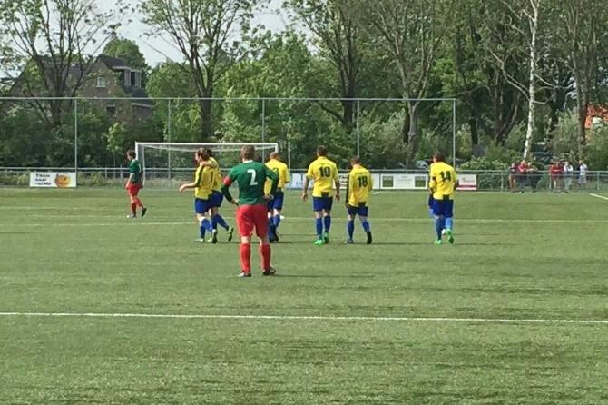 EVC - Zandvoort - Voetbal in Haarlem