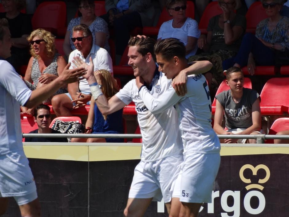AFC - HFC - Voetbal in Haarlem
