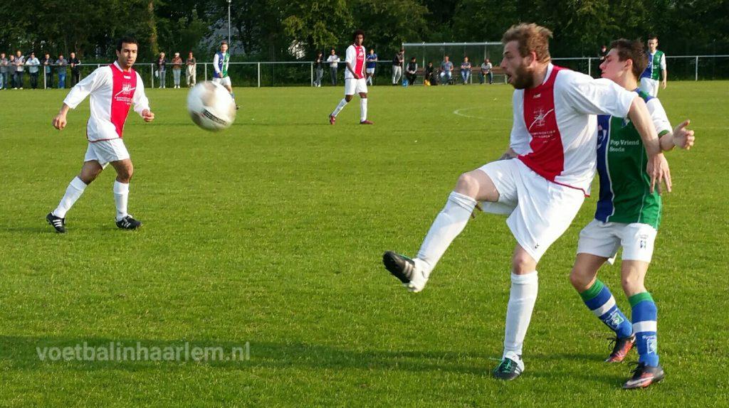 DIO - Sporting Andijk - Voetbal in Haarlem