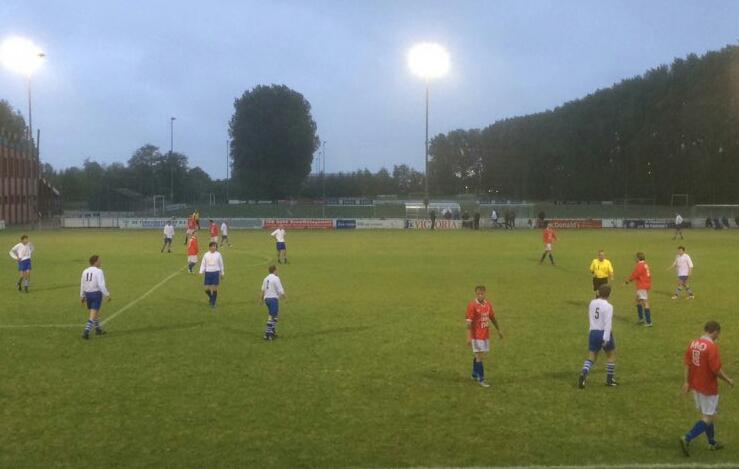 Flamingo's - Hoofddorp - Voetbal in Haarlem