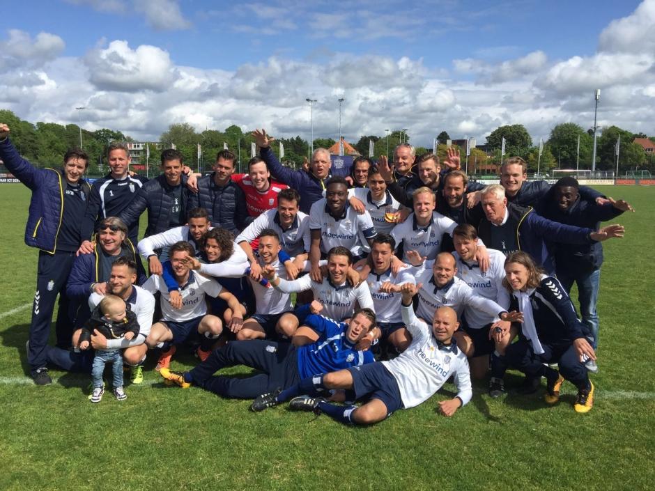 Koninklijke HFC - Voetbal in Haarlem