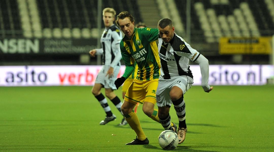 Roy Castien - Voetbal in Haarlem