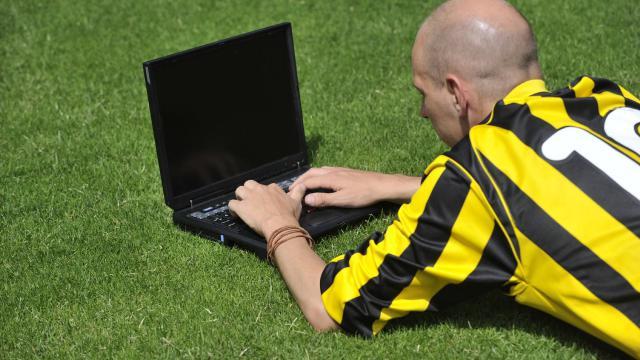 Overschrijven - Voetbal in Haarlem