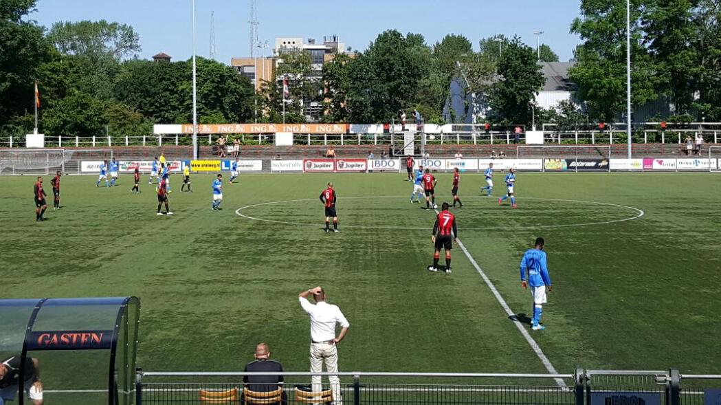 EDO - Vlissingen - Voetbal in Haarlem