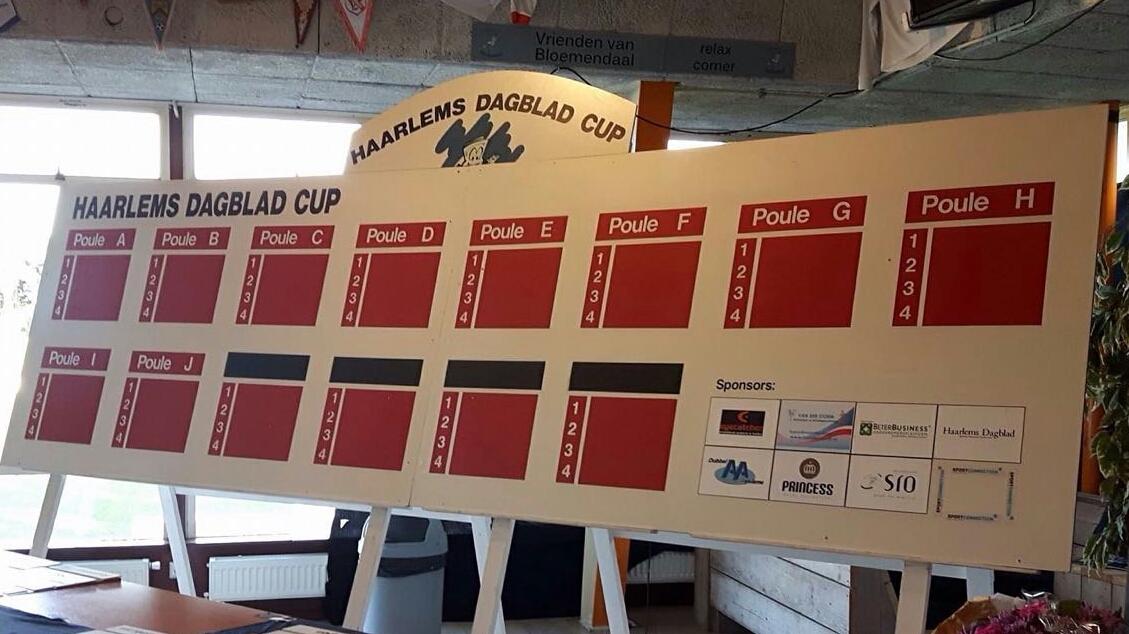 HD-Cup 16-17 - Voetbal in Haarlem