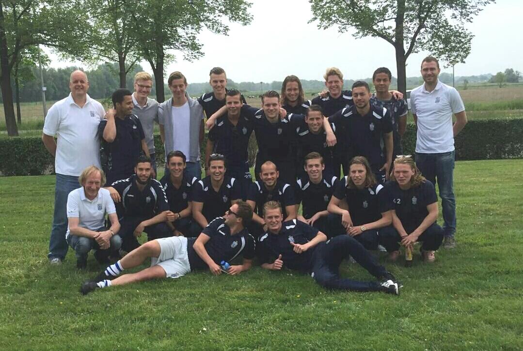Jong HFC - Voetbal in Haarlem