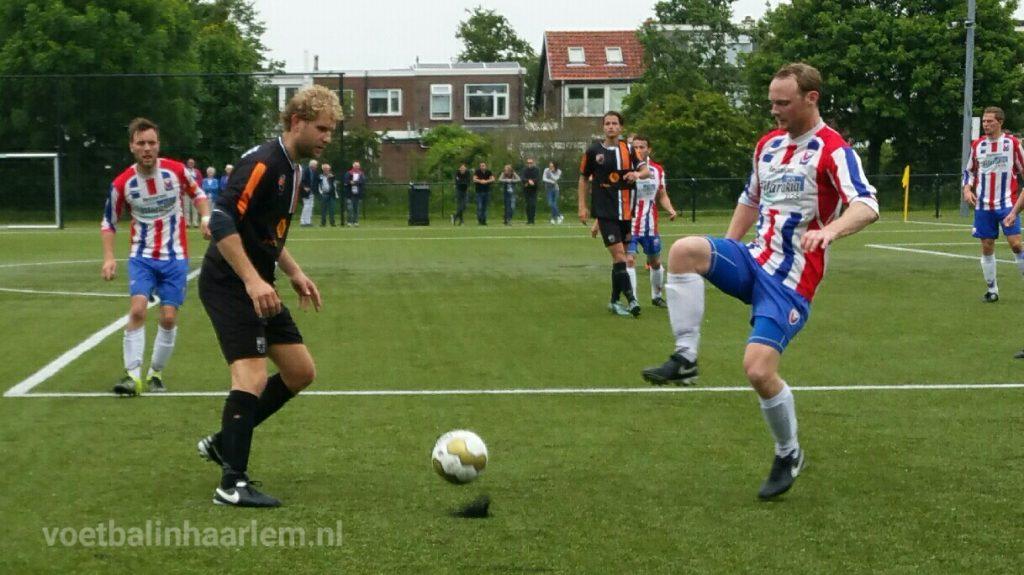 VVH - HBC - Voetbal in Haarlem