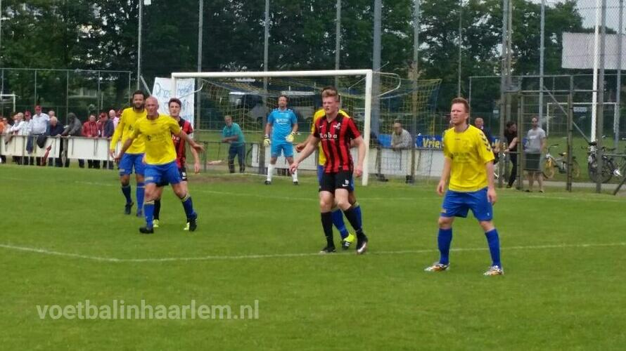 Velsen - VVIJ - Voetbal in Haarlem