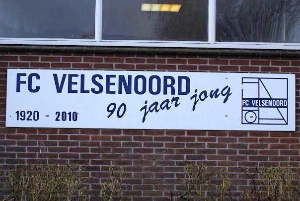 FC Velsenoord - Voetbal in Haarlem