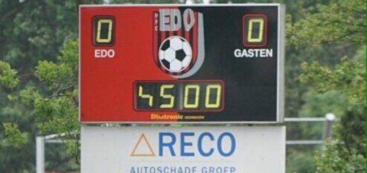 HFC EDO - Voetbal in Haarlem