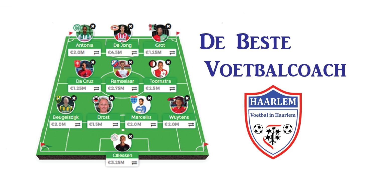 Beste Voetbalcoach - Voetbal in Haarlem