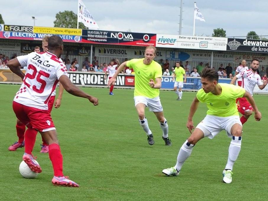 Kozakken Boys - Kon. HFC - Voetbal in Haarlem